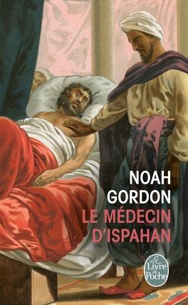 Couverture du livre : Le Médecin d'Ispahan