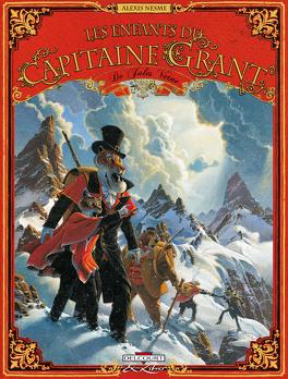 Couverture du livre : Les Enfants du Capitaine Grant, Tome 1