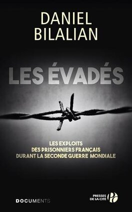 Couverture du livre : Les évadés