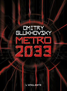 Couverture du livre : Metro 2033