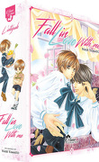 Fall in love with me - Coffret 3 volumes.