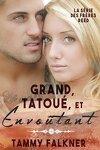 couverture Les Frères Reed, Tome 1 : Grand, tatoué, et envoûtant