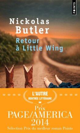 Couverture du livre : Retour à Little Wing