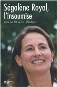 Couverture du livre : Ségolène Royal l'insoumise