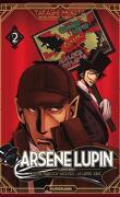 Arsène Lupin, Tome 2 : Contre Herlock Sholmès : La lampe Juive