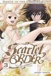 couverture Dance in the Vampire Bund - Scarlett order, tome 3