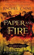 The Great Library, Tome 2 : Paper and Fire