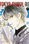 couverture Tokyo Ghoul:re, Tome 1