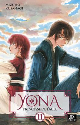 Couverture du livre : Yona - Princesse de l'Aube, tome 11