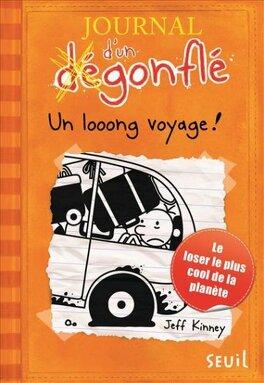 Couverture du livre : Journal d'un dégonflé, Tome 9 : Un looong voyage !
