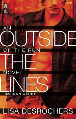 Couverture du livre : On the run, tome 1 : Outside the lines