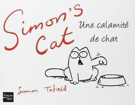 Couverture du livre : Simon's cat, une calamité de chat