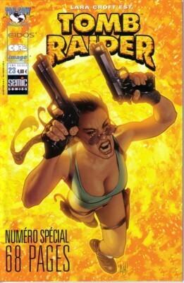 Couverture du livre : Tomb Raider (Semic), Tome 23