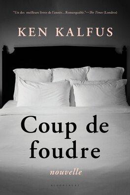 Couverture du livre : Coup de foudre