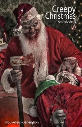 Couverture du livre : Creepy Christmas