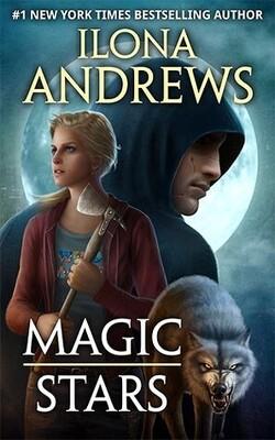 Couverture de Kate Daniels, Tome 8.5 : Magic Stars