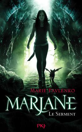 Couverture du livre : Marjane, Tome 2 : Le serment