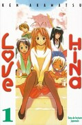 Love Hina, tomes 1 & 2