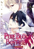 Pure blood boyfriend : He's my only vampire, Tome 9