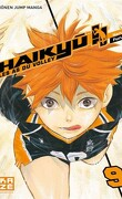 Haikyū !! Les As du volley, Tome 9