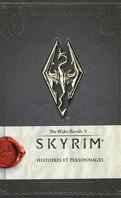 The Elder Scrolls V, Skyrim - Histoires et personnages