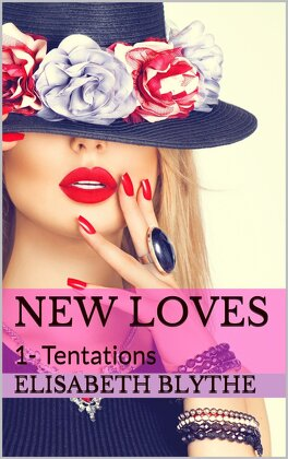 Couverture du livre : New loves Tome 1 : Tentations
