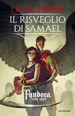 Couverture du livre : Pandora, tome 2 : Il risveglio di Samael
