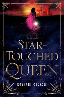 Couverture du livre : The Star-Touched Queen, Tome 1