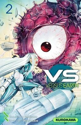Couverture du livre : VS Earth, Tome 2