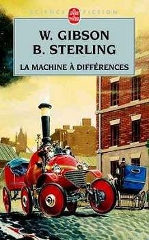 Couverture du livre : La Machine à différences
