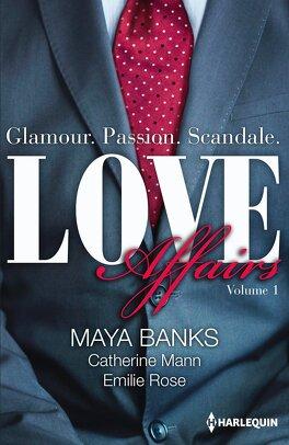 Couverture du livre : Love Affairs, Tome 1 : Jason - Flynn - Celia
