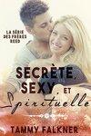 couverture Les Frères Reed, Tome 2 : Secrète, sexy, et spirituelle