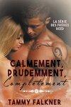 couverture Les Frères Reed, Tome 3 : Calmement, prudemment, complétement