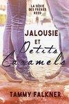 couverture Les Frères Reed, Tome 4 : Jalousie et petits caramels