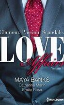 Love Affairs, Tome 1 : Jason - Flynn - Celia