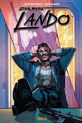 Star Wars Lando Tome 1 Le Casse Du Siecle Livre De