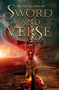 Couverture de Sword and Verse, tome 1 : Sword and Verse