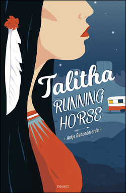 Couverture de Talitha Running Horse