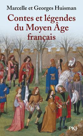 Couverture du livre : Contes et légendes du Moyen Age français