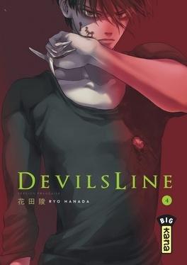 Couverture du livre : Devil's Line, Tome 4