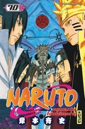 Naruto, Tome 70 : Naruto et le Sage des six chemins… !