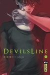 couverture Devil's Line, Tome 4