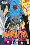 couverture Naruto, Tome 70 : Naruto et le Sage des six chemins… !