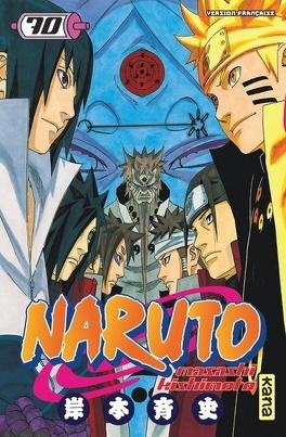 Couverture du livre : Naruto, Tome 70 : Naruto et le Sage des six chemins… !