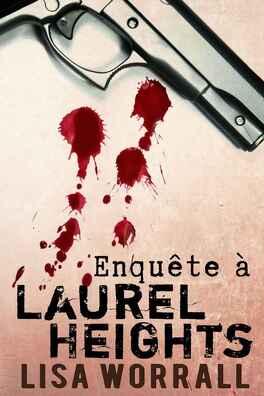 Couverture du livre : Enquête à Laurel Heights