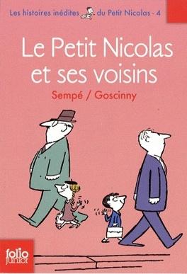 Couverture du livre : Le petit Nicolas et ses voisins