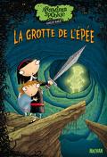 Araminta Spookie, Tome 2 : La grotte de l'épée