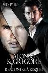 couverture Alonso & Grégoire : Rencontre à risque