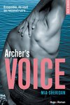 couverture Sign of Love, tome 3 : Archer's Voice