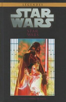 Couverture du livre : Star Wars, tome 1 : Dans l'Ombre de Yavin